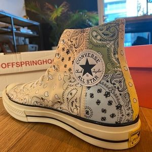 Converse X Offspring